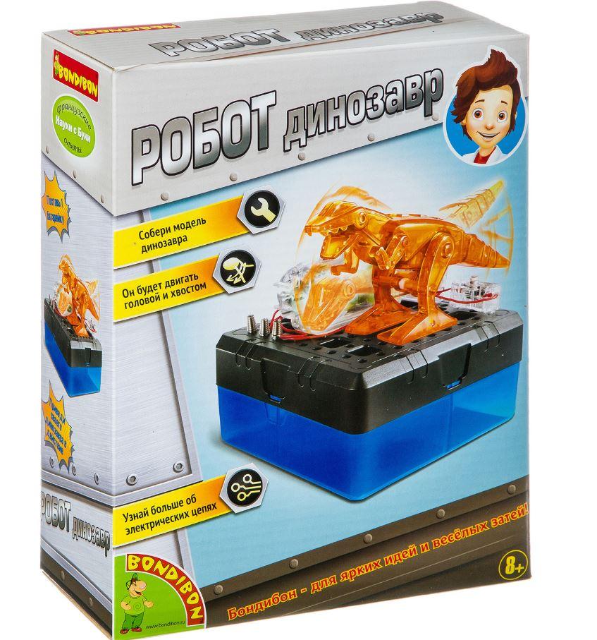 """Собери модель """"Робот динозавр"""" - купить в магазине ..."""