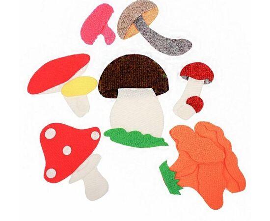 """Обучающая игра на липучках """"Ежик с грибами"""" - купить в ..."""