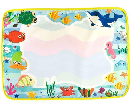 """Многоразовая водная раскраска-коврик """"Подводный мир ..."""
